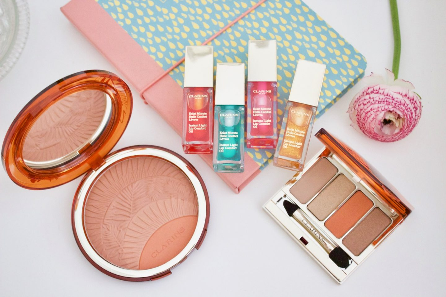 Clarins Summer 2017 Sunkissed Collection