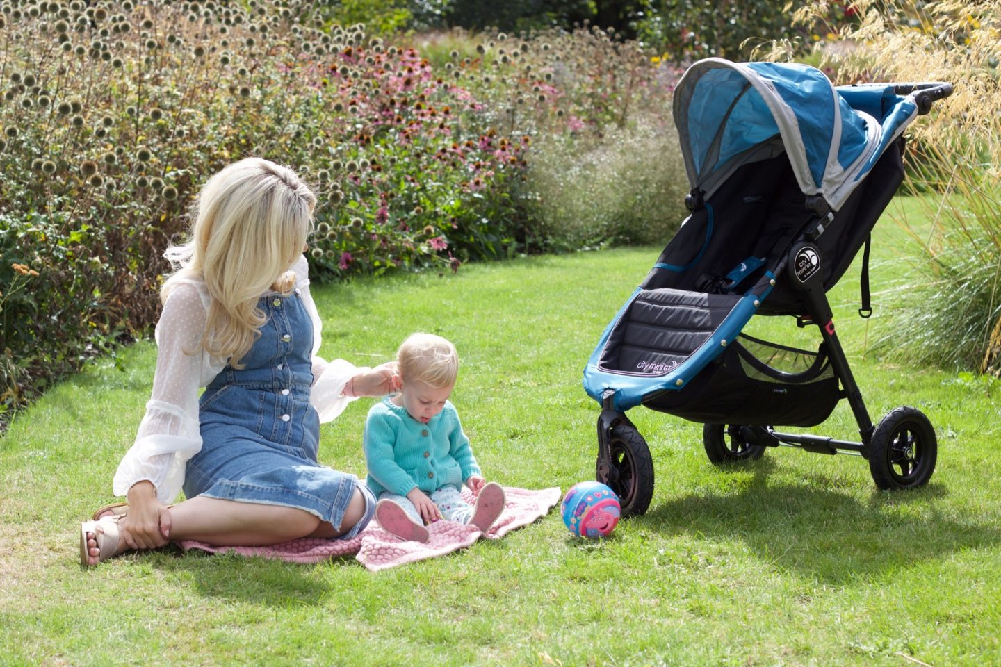Adventuring with the Baby Jogger City Mini GT Stroller