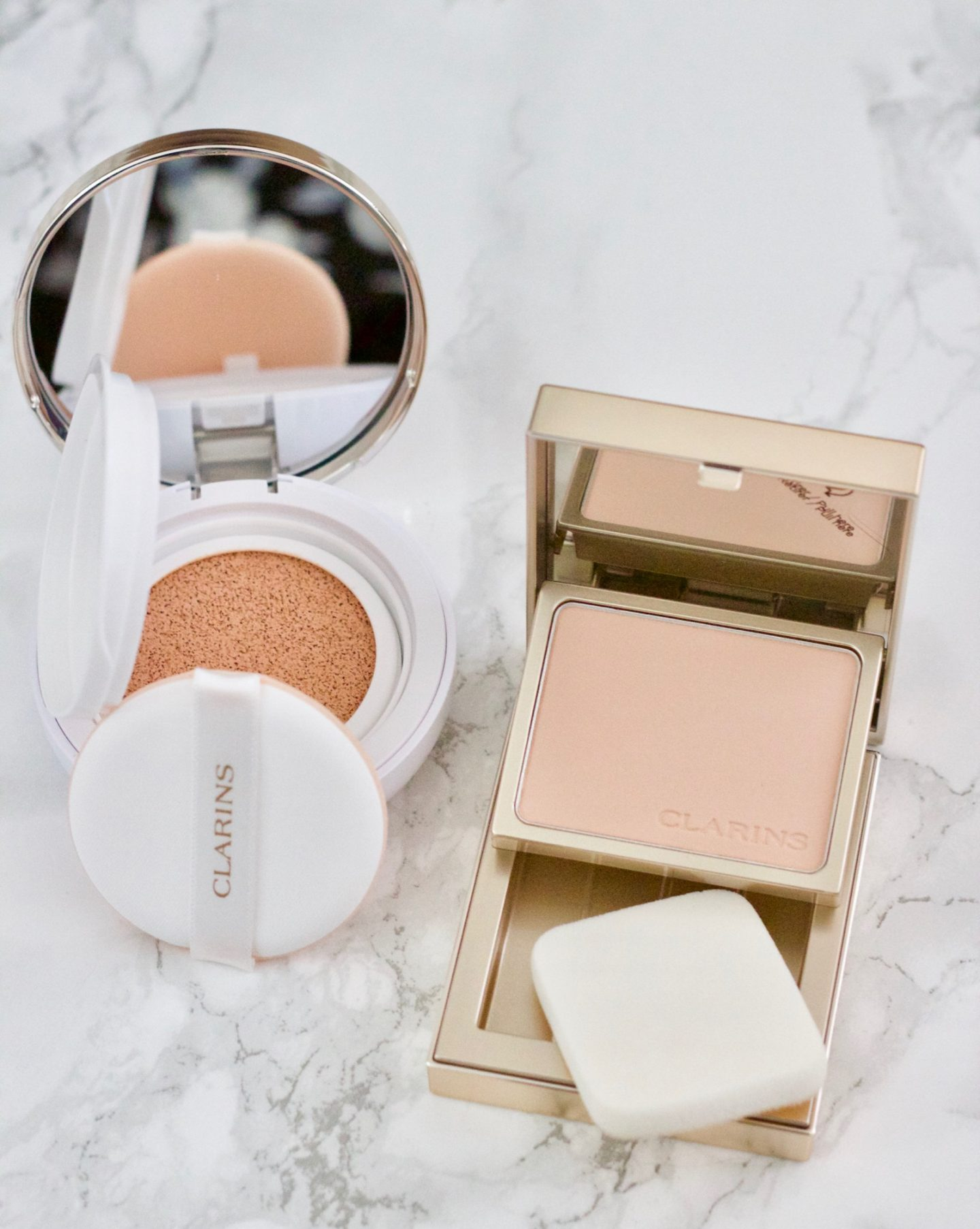 A Duo of New 'Everlasting' Foundations from Clarins